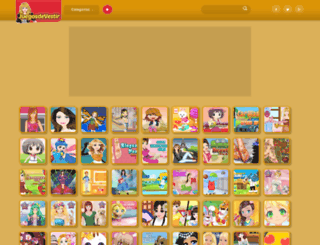 juegosvestirse.com screenshot