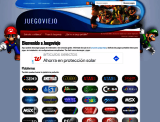 juegoviejo.com screenshot