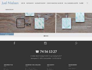 juelnielsens.dk screenshot