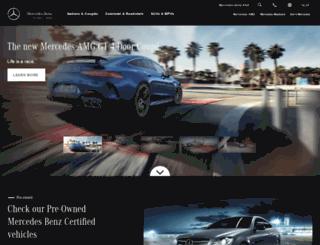 juffali.mercedes-benz.com screenshot