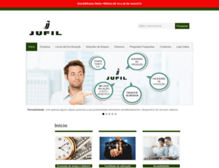 jufil.pt screenshot