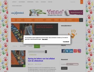 jufjanneke.nl screenshot