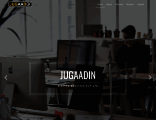 jugaadin.com screenshot