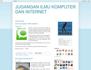 jugangan.blogspot.com screenshot