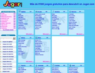 jugar.com screenshot