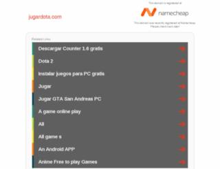 jugardota.com screenshot