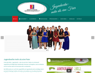 jugendweihe-sachsen.com screenshot