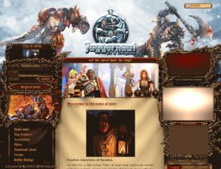 juggergame.com screenshot