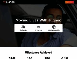 jugnoo.in screenshot