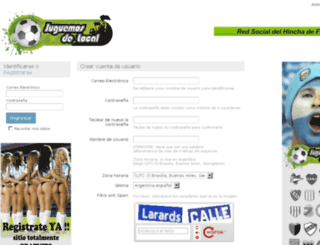 juguemosdelocal.com screenshot