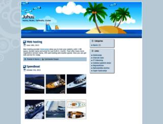 juhuu.eu screenshot