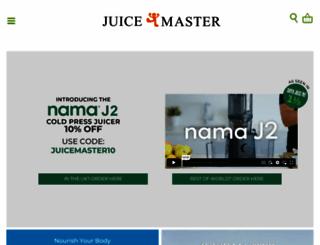 juicemaster.com screenshot