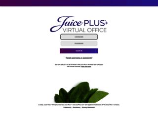 Juice Plus Virtual Office Login In
