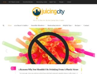 juicingcity.com screenshot
