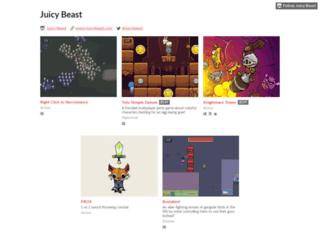 juicybeast.itch.io screenshot