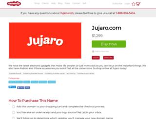 jujaro.com screenshot