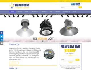 jujialighting.com screenshot