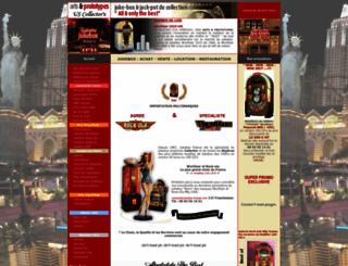 jukebox-france.com screenshot