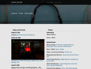 julesjacob.com screenshot
