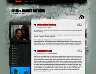 julia-dietz.de screenshot