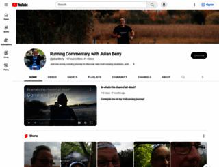 julianberry.co.uk screenshot