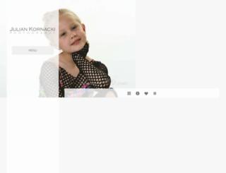 juliankfoto.com screenshot