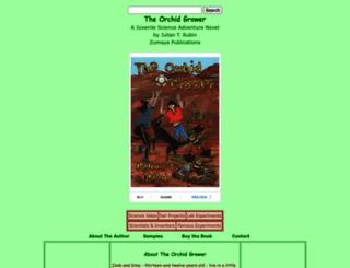 juliantrubin.com screenshot