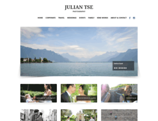 juliantse.com screenshot