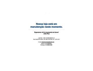 juliaplus.com.br screenshot