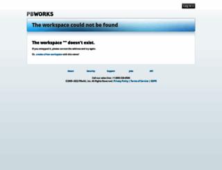juliebracken01.pbworks.com screenshot