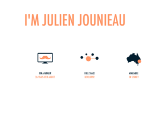 julienjounieau.fr screenshot