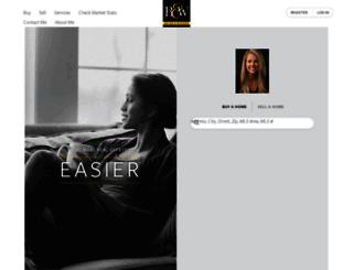 julieroback.bairdwarner.com screenshot