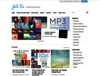 julietrue.com screenshot