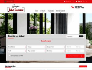julioimoveis.com.br screenshot
