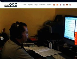 juliomaestro.com screenshot