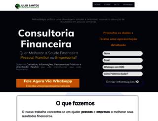 juliosantos.com.br screenshot