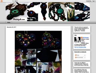 julsbeads.blogspot.com screenshot