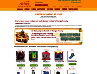 jump2allstar.com screenshot