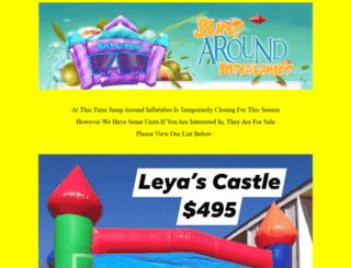 jumparoundtx.com screenshot