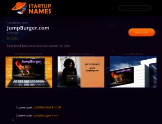 jumpburger.com screenshot
