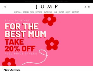 jumpclothing.com.au screenshot