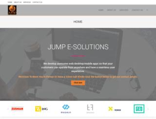 jumpes.com.au screenshot