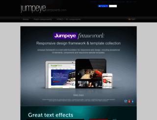 jumpeyecomponents.com screenshot