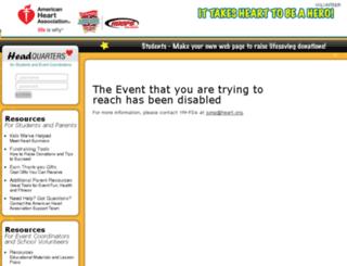 jumphoopsfda.kintera.org screenshot
