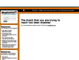 jumphoopswsa.kintera.org screenshot