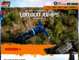 jumpinheights.com screenshot