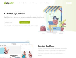 jumpseller.com.br screenshot