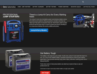 jumpstarter.com screenshot