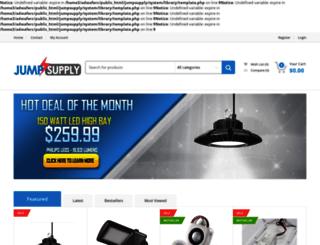 jumpsupply.com screenshot
