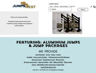 jumpswest.com screenshot